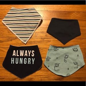 Navy Bib Bundle